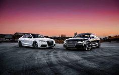 Twitter / AudiJor : What smells better than a new #Audi ?