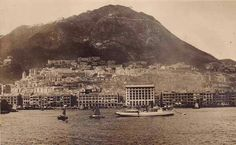 Hong Kong in the 1930s.