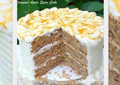 Caramel+Apple+Spice+Cake+Recipe