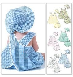 Baby clothes should be selected according to what? How to wash baby clothes? What should be considered when choosing baby clothes in shopping? Baby clothes should be selected according to … Baby Sewing Projects, Sewing For Kids, Little Girl Dresses, Girls Dresses, Clothing Patterns, Sewing Patterns, Baby Dress Patterns, Sundress Pattern, Fashion Kids