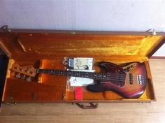 Fender American Vintage 62 Jazz Bass Reissue | 18jt