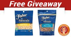 Free Fisher Nuts Giveaway