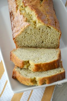 my new favorite [EASY] banana bread recipe