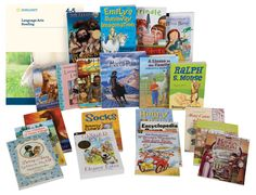 """Grade 4-5 Readers w/ Language Arts 4-5<span class=""""title-options""""> Sub-Package</span> 4RP"""