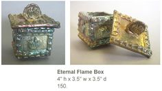 Eternal Flame Box