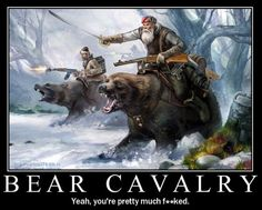 Bears, Bears, Bears,