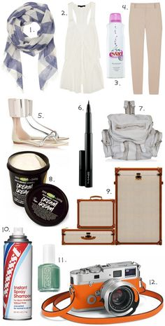 Packing for a trip?  Travel Chic