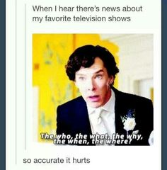 Bonus if it's news containing Sherlock Coughneverhappenscough