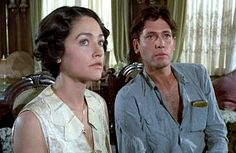 Death On the Nile Characters | Olivia Hussey in Death On The Nile (1978).