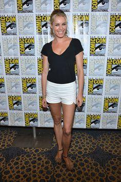 Rebecca Romijn - Adult Swim - National Terrorism Strike Force: San Diego Sport Utility Vehicle - Comic-Con International 2012