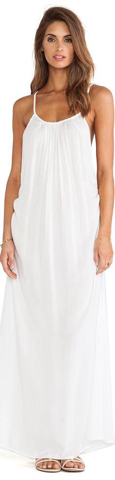 Indah Robin Summer Maxi Dress