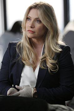 Emily Procter, CSI: Miami (Calleigh Duquesne, aka Bullet Girl)
