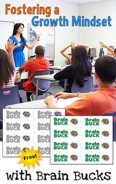 Brain Bucks provide