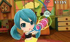 Hatsune Miku Project mirai 2 (SEGA), 3DS