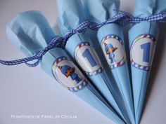 Ideas Para Fiestas, First Birthdays, Party Themes, Baby Shower, Candy, Bar, Kids, Party Crafts, Paper Pom Poms