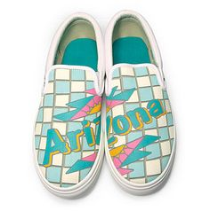 Arizona Iced tea launched a limited edition of super cool slippers with the brand iconic logo and pastel colors