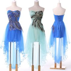 Short Long Style Wedding Cocktail Pageant Evening Banquet Prom Homecoming Dress #GraceKarin #BallGown #Formal