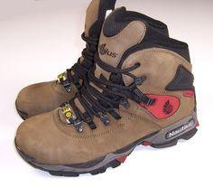 Nautilus Mens 1548 Waterproof Steel Toe Hiker Boot Size 10 Safety Footwear  #Nautilus #WorkSafety