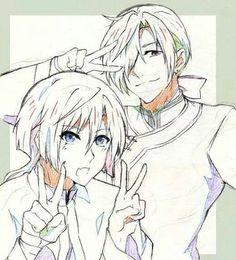 [Akatsuki no Yona] Kija and Jae Ha