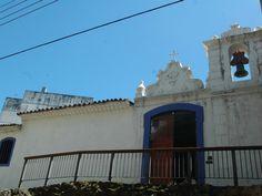Vitória, Espírito Santo, Brasil - capela de Santa Luzia