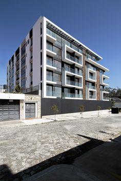 Gallery of Vivalto Building / Najas Arquitectos - 8