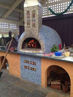 Great pizza oven