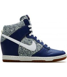 ANOOSHA LIBERTY PRINT DUNK TRAINERS