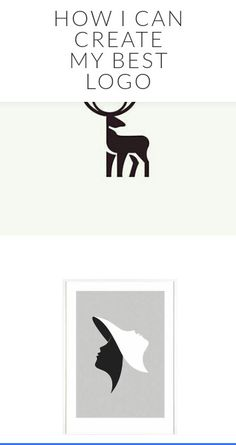 How i can create my best logo Logo Inspiration, Cool Logo, Logos, Comme, I Am Awesome, Creations, Canning, Decor, Create