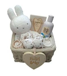 Beautiful Unisex Baby Hamper Gift Basket with My 1st Miffy
