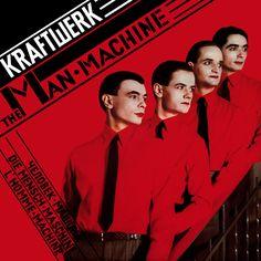 /Kraftwerk/The Man Machine (2009 Remastered Version)