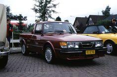 1982 Saab 900 Turbo Pickup in The Netherlands - SaabWorld