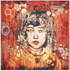Hung Liu | Gail Severn Gallery