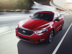 Learn more about the 2017 Ford Taurus now!