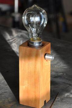 WOOD DESIGN INSPIRATION || Wood Lights by Stephane Hubert  || #wood #design #interiors #lights