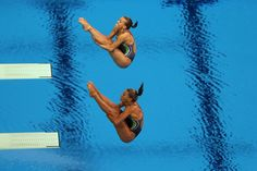Olympics Day 2 - Diving - Team USA!