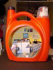 Dollhouse Miniature Laundry Room in Tide Bottle Starter Kit  1:12  1 inch scale