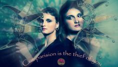 """""""Comparision is the thief of you"""" Unique Beauty Make-up with alva Naturkosmetik- DIY Make-up - Mineral Master Palette Green Equinox"""