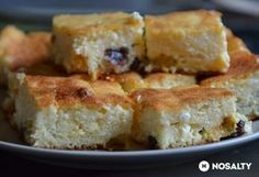 Csupa túró süti Tititől Hungarian Cake, Hungarian Recipes, Pound Cake, French Toast, Bakery, Muffin, Food And Drink, Cooking Recipes, Cheese