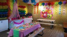 Jump2It KElowna:  SHOPKINS themed birthday party