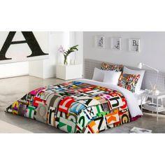 Transforma tu dormitorio con la funda nórdica 40 de la firma Zebra Textil máxima suavidad gracias a su tejido con algodón 100% de alta calidad.