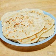 two ingredient flat bread