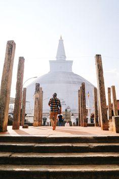 The Ancient City Of Anuradhapura, Sri Lanka (16)
