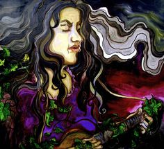 imagen Musical, Disney Characters, Fictional Characters, Aurora Sleeping Beauty, Painting, Disney Princess, Artists, Painting Art, Paintings