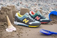 """New Balance M577 Made in UK """"Seaside"""" Pack"""
