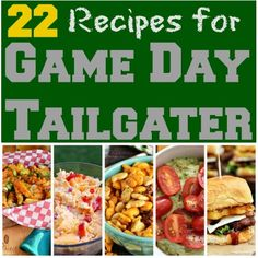 Tasty Tailgating & Game Day Foods | Spoonful