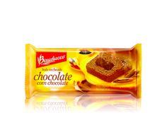 Bauducco Cakes by marcos ham, via Behance