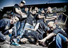 Introducing Bboy Crew, Common Ground