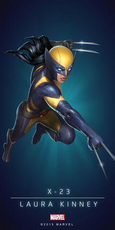 X - 23 - Laura Kinney 01