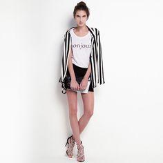 Compre moda com conteúdo, www.oqvestir.com.br #Fashion #JCherman #Thelure #Schutz #Market33 #Iorane #Pretty #Summer #Looks #Shop