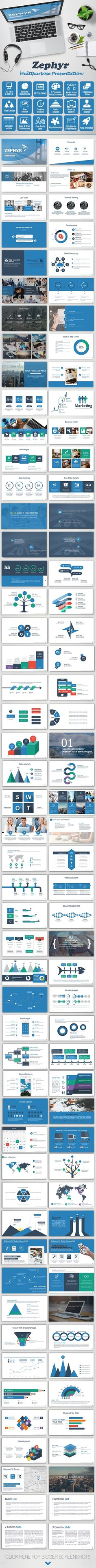 Multipurpose powerpoint presentation template elva apresentao zephyr powerpoint presentation powerpoint templates toneelgroepblik Image collections